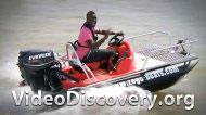 Гонки на скоростных лодках