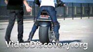 Одноколесный мотоцикл
