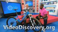 Тест гоночного велосипеда