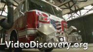Постройка пожарной машины