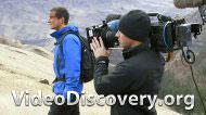 Съёмочная группа в дикой природе