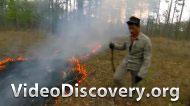 Луизиана: Огненый шторм