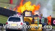 Взрыв газа на фабрике в Торонто