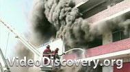 Пожар на нефтяном танкере Тпао