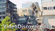Взрыв на автозаправке в Санто-Доминго
