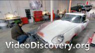 Новая жизнь ретро-автомобилей - 1 серия (Jaguar E-Type Series 2)